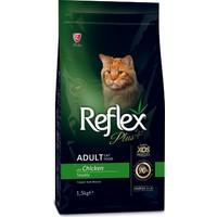 Reflex Plus Tavuklu Kedi Maması 1,5 Kg