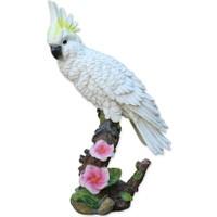 Garden Store Dekoratif Papağan Heykeli
