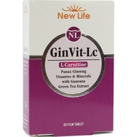 New Life Ginvit Lc 30 Tablet