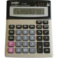 Puzzle 12 Ct 320 S Hesap Makinası