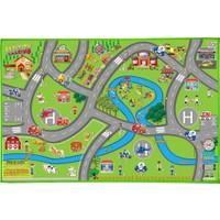 Akar Oyuncak Jagu Konuşan Oyun Halısı City 150 x 100 cm