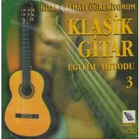 Klasik Gitar Çalmayı Öğreniyorum - Eğitim Metodu 3