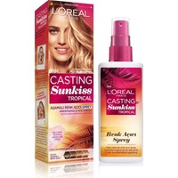 L'oréal Paris Casting Sunkiss Tropical Renk Açıcı Sprey
