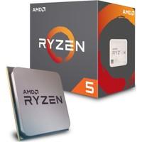 AMD Ryzen 5 2600 3.9GHz 16MB Cache Soket AM4 İşlemci