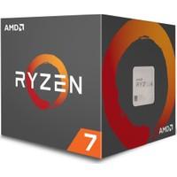 AMD Ryzen 7 2700 4.1GHz 16MB Cache Soket AM4 İşlemci