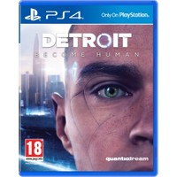 Detroit Become Human PS4 Oyun-Türkçe Menü