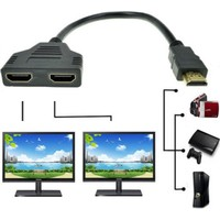 Bst 2 Port Hdmi Splitter Switch Çoklayıcı