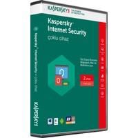 Kaspersky Internet Security MD 2C 1 Yıl (KIS2 2017)