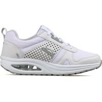 Slazenger Beyaz Kadın Ayakkabısı Idol White SA18RK017-000