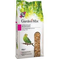 Garden Mix Platin Seri Muhabbet Kuş Yemi 500 Gr