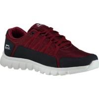 Slazenger Algar Erkek Koşu & Yürüyüş Ayakkabı Burgundy