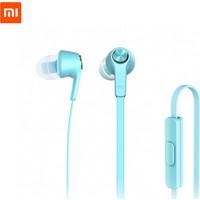 Xiaomi Piston Basic Edition Mikrofonlu Kulakiçi Kulaklık Mavi (Yassı Kablolu)