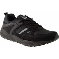 Jump 17660 Memory Foam Bağlı Siyah Erkek Spor Ayakkabı