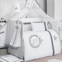 Kidboo Royal White 9 Parça Uyku Seti 70X130