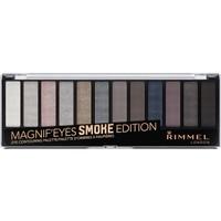 Rimmel London Magnif'Eyes Far Paleti 12'li Smoke Edition
