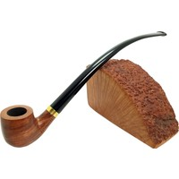 Falconetti Maun Ağacı El Yapımı Uzun Okuma Piposu, Pipo pt73