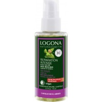 Logona Bio Inca Inchi Onarıcı Saç Yağı 75 ml.