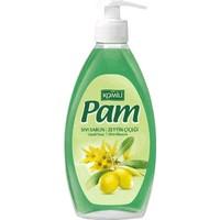 Komili Pam Sıvı Sabun Zeytin Çiçeği 400 ml