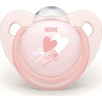 Nuk No:1 Sl Emzik-Baby Rose (Kutulu)