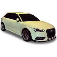 Audi A3 8V 2012 - 2016 PS Yan Marşpiyel Seti (Plastik)