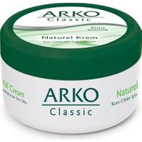 Arko Nem Classic Naturel El ve Vücut Kremi 300ml