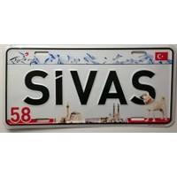 Dekoratif Plaka Sivas