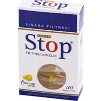 Stop Filtreli Ağızlık 30'lu