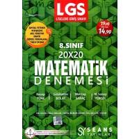 8. Sınıf LGS Matematik 20x20 Denemesi