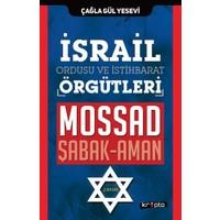 İsrail Ordusu Ve İstihbarat Örgütleri-Çağla Gül Yesevi