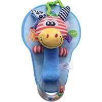 Sozzy Toys Halkalı Zürafam