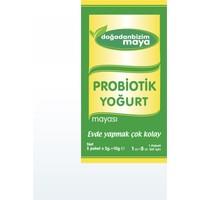 Doğadan Bizim Probiyotik Yoğurt Mayası 5'li