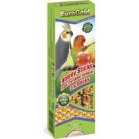 Eurogold Paraket Ballı Kraker Üçlü 95gr