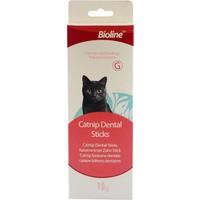 Bioline Tartar Önleyici Catnipli Dental Kedi Çubukları