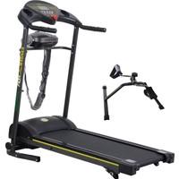Fox Fitness Magnes 2.0 Hp Motorlu, Masajlı Koşu Bandı + F55 Mini Egzersiz Bisiklet Seti