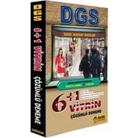 Tasarı Dgs 6+1 Vitrin Çözümlü Deneme