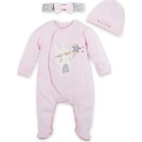 İdil Baby 9859 3lü Bebek Tulumu