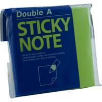 Double A Paper Yapışkanlı Not Kağıdı 76mmx76mm 100 Sayfa