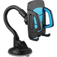 S-Link SL-AT12 Universal Ayarlanabilir Mavi Araç Telefon Tutucu
