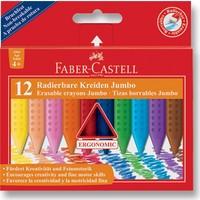 Faber-Castell Grip Jumbo Mum Boya 12 Renk