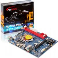 Asboard Intel H81 DDR3 1600MHz Soket 1150 mATX Anakart