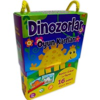 Oyun Kartları:Dinozorlar