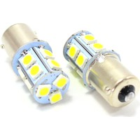 ModaCar 1156-93 Model Flaşlı 13 Beyaz Ledli Ampül 425147