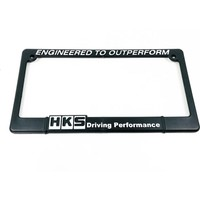 ModaCar HKS Motosiklet Plaka Altlığı 425091