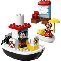 LEGO DUPLO 10881 Mickey'in Teknesi