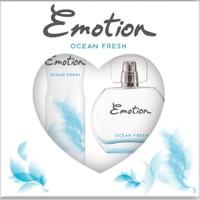 Emotion Ocean Fresh EDT Kadın Parfüm 50 ml & Deodorant 150 ml