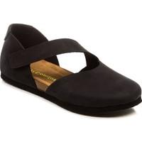 Comfortfüsse Alya Siyah Kadın Ayakkabı