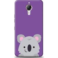 Eiroo General Mobile GM 5 Plus Koala Desen Baskılı Tasarım Kılıf