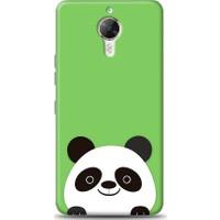 Eiroo General Mobile GM 5 Plus Panda Desen Kılıf