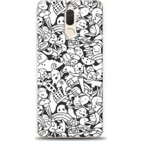 Eiroo Huawei Mate 10 Lite Karikalar Desen Kılıf