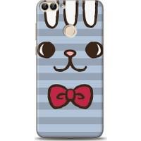 Eiroo Huawei P Smart Doggy Desen Kılıf